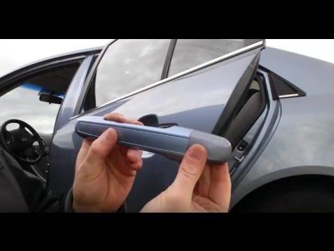 How To Replace A Hyundai Sonata 2010 External Door Handle Doovi