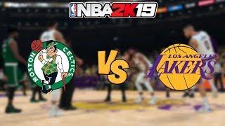 nba-2k19-boston-celtics-vs-los-angeles-lakers-full-gameplay