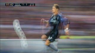 When Cristiano Ronaldo Decides To Sprint Speed!