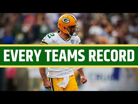 Record Predictions For Every NFL Team 2019