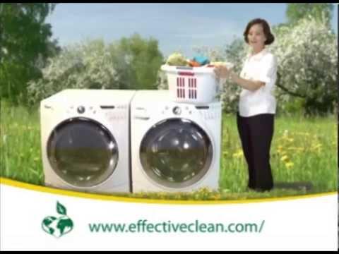 Effective Mega Triple action Liquid Laundry Detergent