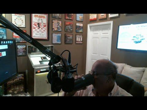 Jerry Hill's Beach RHythm & Blues on Jukin Oldies (6-12-20)
