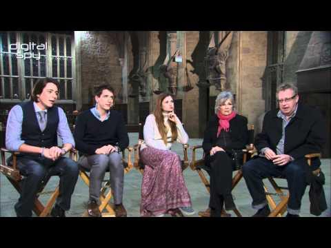 Julie Walters: The Weasley's Burrow