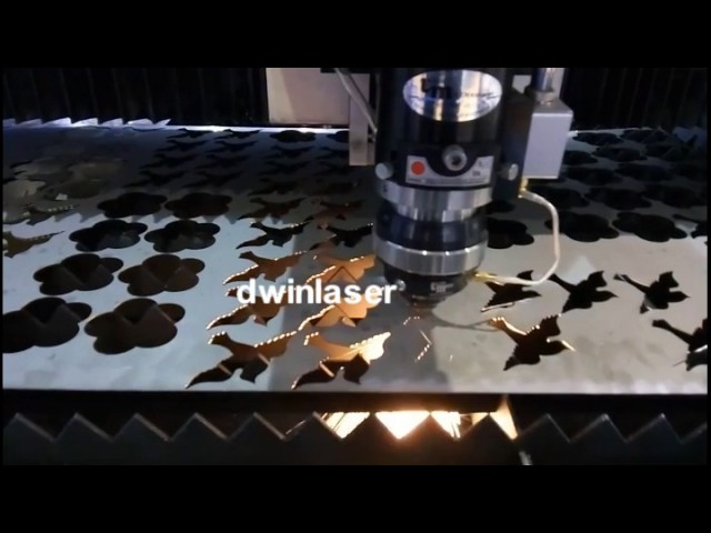 Fiber Laser Cutting Machine For Stainless Steel Carbon Steel