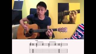 簡易Bossa Nova節奏 by Sze Lok@ STAR MUSIC 結他教學系列