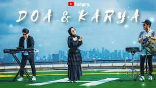 Gambar cover SABYAN - DOA DAN KARYA (Official Music Video)