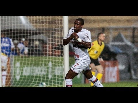 Gol de Maicosuel - São Paulo 2 x 1 Atlético-PR - Narração de José Manoel de Barros