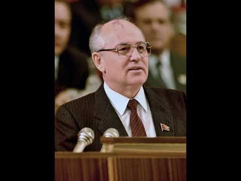 Mikhail Gorbachev | Wikipedia Audio Article