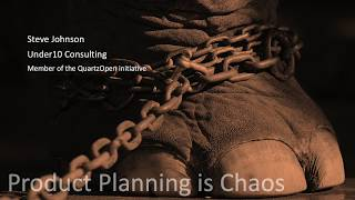 Product Planning is Chaos (18mins)