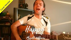 [MÚSICA] Pharell Williams - Happy (Acoustic Cover by Hudson Lebourg)