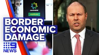 Coronavirus: Border shutdown to cost more jobs | 9 News Australia