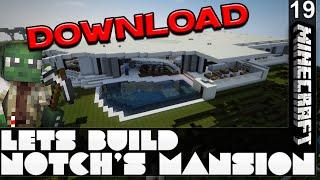 Minecraft - andyisyoda builds Notch
