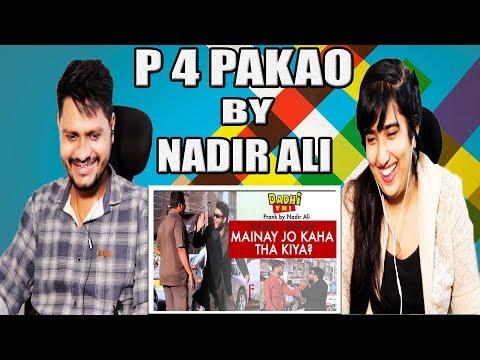 Indian Reaction On  Maine Jo Kaha Tha Woh Kia || Prank By Nadir Ali In || P4 Pakao | Krishna Views