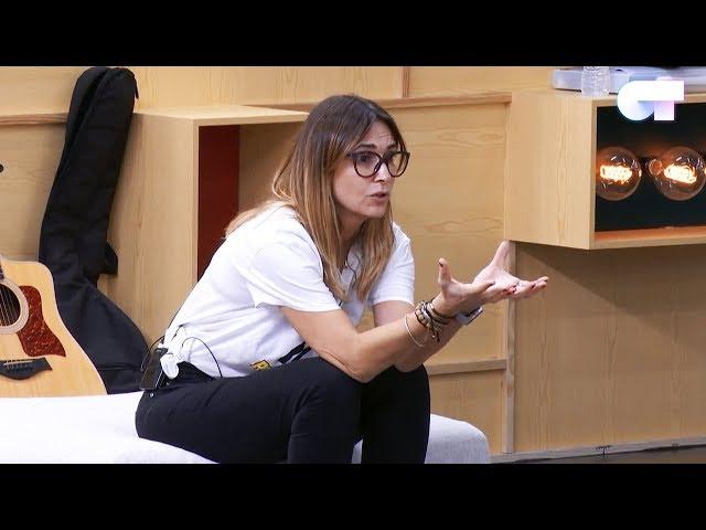 TUTORÍA con NOEMÍ GALERA | OT 2018