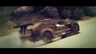 Gameplay   AMD Radeon R7 200 Series  DIRT3