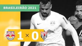 Брагантино  1-0  Атлетико Гояниенсе видео