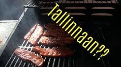 Suurleuan Tumppi: Tallinnaan, hyvä sää grillata