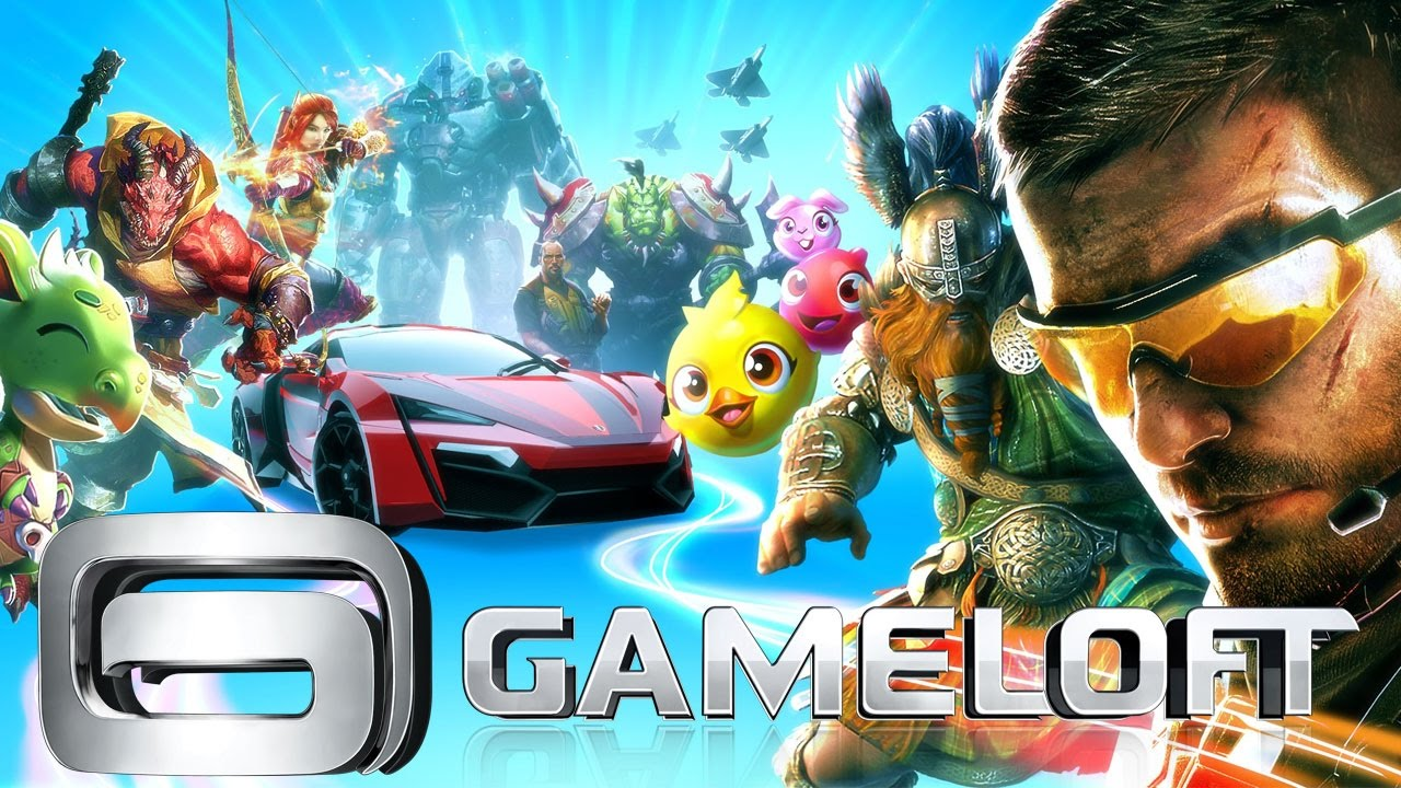 Top 10 Free Android Games By Gameloft Youtube