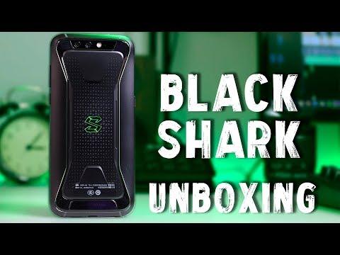 Xiaomi BLACK SHARK Un UNBOXING BESTIAL!