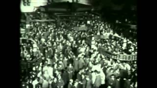 The Wall Street crash 1929 (Video)