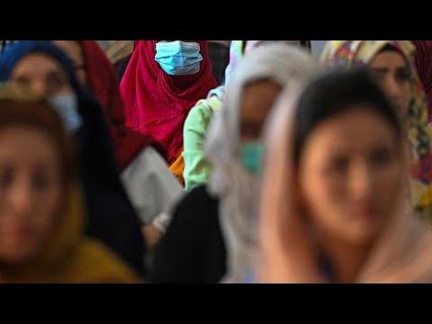 منظمة نروجية تقول إن طالبان وافقت على مبدأ عمل النساء لحسابها…