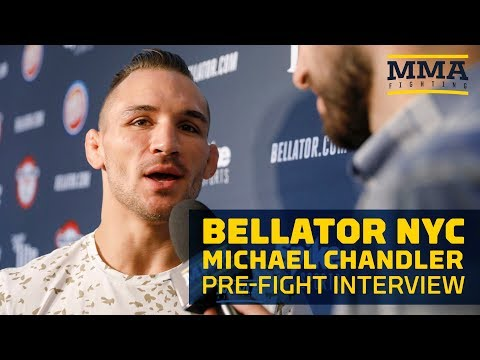 Michael Chandler 'Extremely Disappointed' Justin Gaethje Didn't Sign With Bellator - MMA Fighting