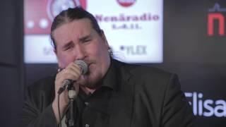 Antti Railio - Halla ja etelätuuli (livenä Radio Novan Nenäradiossa)