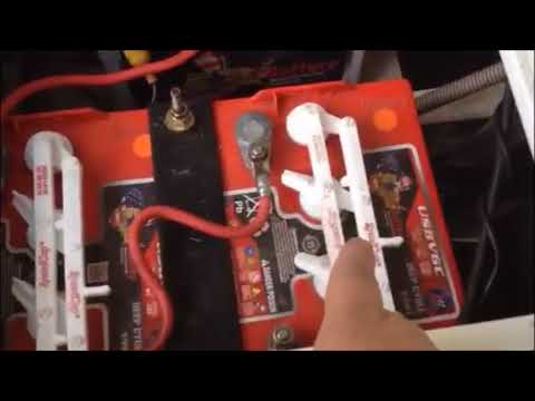 GOLF CART WONT CHARGE OR DRIVE  /  HOW TO MANUALLY CHARGE TOTALLY DEAD GOLF CART BATTERIES