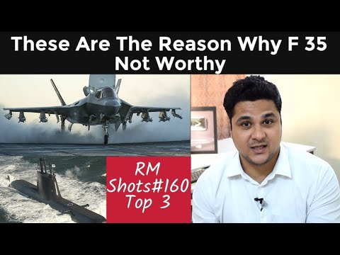 Why F 35 is not Worthy| RM Shots-160, #CaptainAntrix