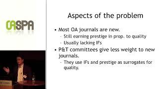 Ten Challenges for Open Access Journals