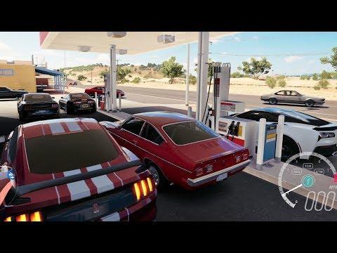 Forza Horizon 3 | 1000HP RWD Drag Meet | Turbo Chevy Vega, C7 Z06, 2JZ E24, RX7, Nova & More
