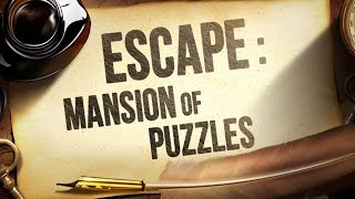 Escape - Mansion of Puzzles - Official Trailer (Android)