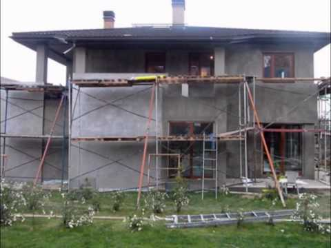 Строительство дома из газобетона своими руками i
