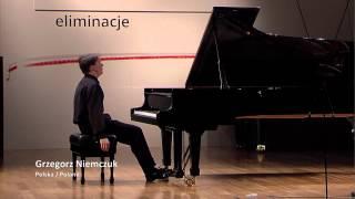 Grzegorz Niemczuk – Chopin Piano Competition 2015 (preliminary round)
