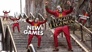 Riot Announces Tons of League of Legends Spinoffs - Inside Gaming Daily