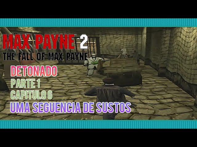 Detonado Max Payne 2 : Parte: 1 - Capítulo 6: Uma Sequência de Sustos [07] ( Legendado: PT-BR)