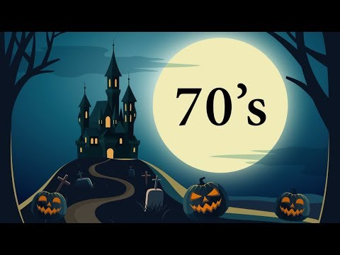 13 Halloween Songs from the 70's – Full Song Playlist