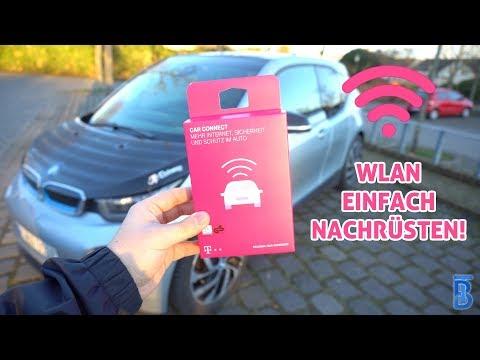 WLAN Hotspot fürs Auto! Telekom CarConnect - touchbenny