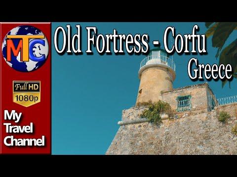 The Old Fortress Of Corfu - Kerkyra