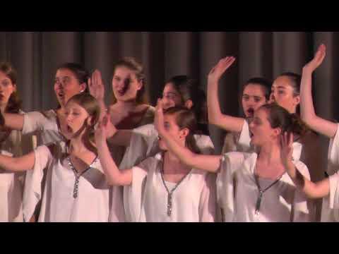 Mädchenchor BAT-KOL / Israel: Mizmor Laila / EJCF Basel 2018