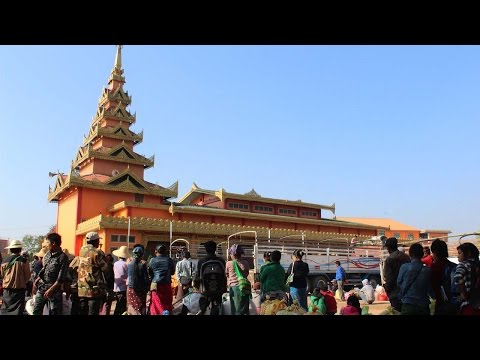 China, Russia block UN statement on Myanmar