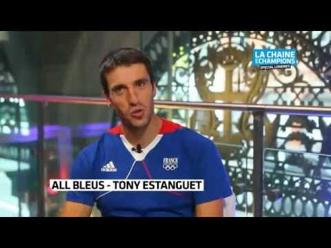 JO 2012 : interview de Tony Estanguet
