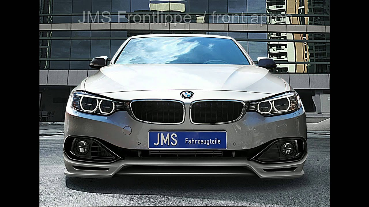 bmw 4 er serie f32 f33 f34 tuning styling youtube