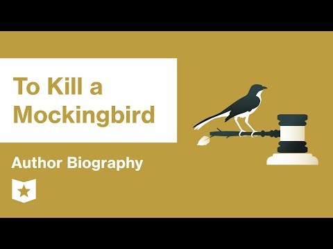 to-kill-a-mockingbird-|-author-biography-|-harper-lee