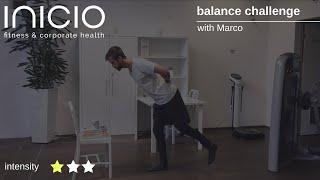 Balance Challenge