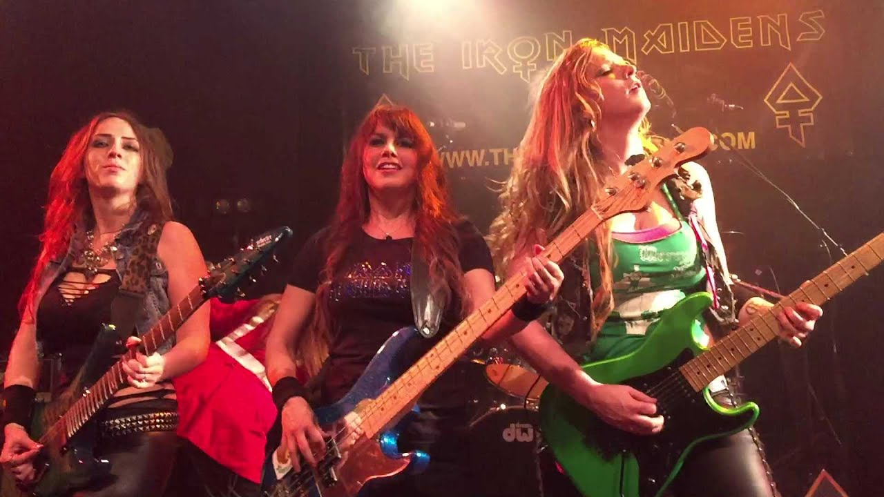 The Iron Maidens : the iron maidens japan tour metal respect party 2015 aces high 2 minutes to midnight hd ~ Hamham.info Haus und Dekorationen