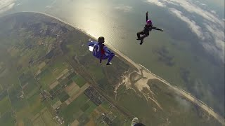 A day in the life of a Skydive trainee