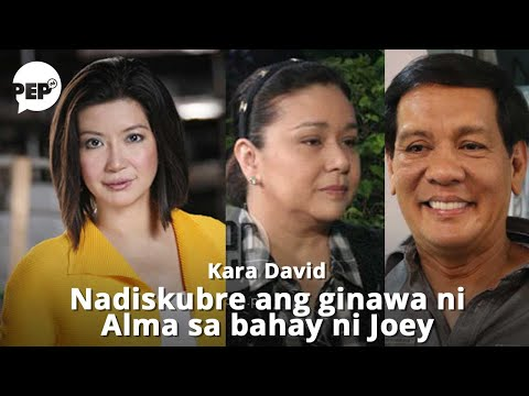 Kara David exposes rich people who are jologs in  Powerhouse