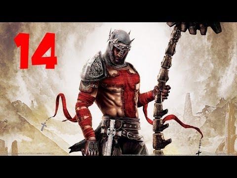 Прохождение Dante's Inferno [Часть #14]