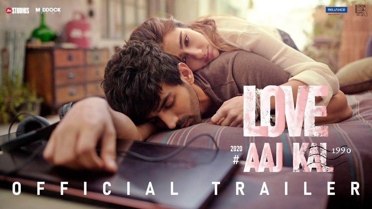 Love Aaj Kal - Official Trailer | Kartik, Sara, Randeep, Arushi | Dinesh Vijan | Imtiaz Ali, 14 Feb